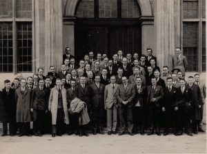 RSGB Convention 1932 held at the University in Bristol